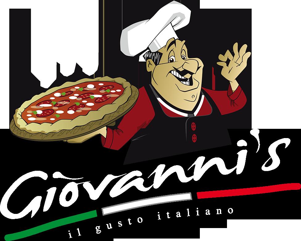 Willkommen bei Giovanni's Pizza!